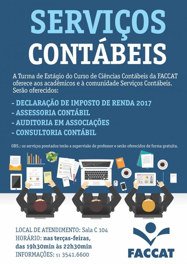 Serviços Contábeis 2017-1